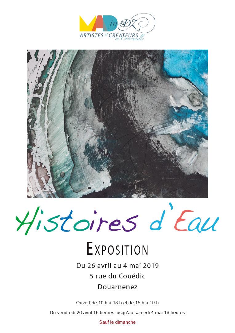 Exposition Histoires d'Eau